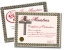 Replacement Ordination Certificate