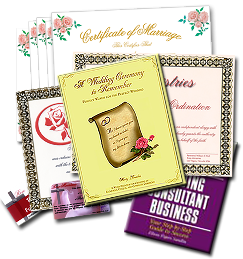 Wedding Business Ordination Package